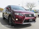 Used 2013 Lexus RX 350 F Sport for sale in Richmond, BC