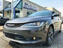 Used 2015 Chrysler 200 SPORTS/PANORAMIC ROOF/CAMERA/CERTIFIED for sale in Concord, ON