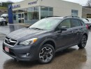 Used 2014 Subaru XV Crosstrek Limited for sale in Kitchener, ON