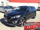Used 2017 Kia Sorento EX V6 KIA CERTIFIED PRE-OWNED for sale in Cambridge, ON
