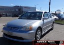 Used 2002 Honda Civic LX-G |AS-IS SUPER SAVER| for sale in Scarborough, ON