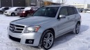 Used 2011 Mercedes-Benz GLK-Class GLK350 4MATIC, Pano Roof, Memo for sale in Winnipeg, MB