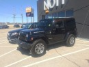Used 2014 Jeep Wrangler Rubicon, Navigation, Towing PK for sale in Winnipeg, MB
