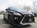 Used 2017 Lexus RX 450h F SPORT SERIES 3 for sale in Richmond, BC
