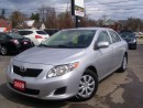 Used 2009 Toyota Corolla CE for sale in Kitchener, ON