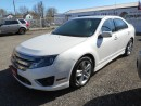Used 2011 Ford Fusion for sale in Brantford, ON