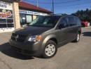 Used 2010 Dodge Grand Caravan SE - FULL STOW N'GO - POWER SEAT for sale in Aurora, ON