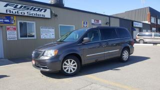 Used 2015 Chrysler Town & Country TOURING-PWR LIFTGATE-BACK UP CAMERA-DUAL AIR/HEAT for sale in Tilbury, ON