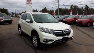 Used 2015 Honda CR-V EX for sale in Ottawa, ON