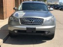 Used 2004 Infiniti FX35 Premium w/navigation DVD Camera for sale in Mississauga, ON