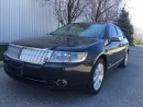 Used 2007 Lincoln MKZ Touring AWD for sale in Mississauga, ON