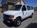 Used 2005 Ford E-250 CARGO Window Van 4.6L V8 Loaded ONLY 150,000KMs for sale in Etobicoke, ON