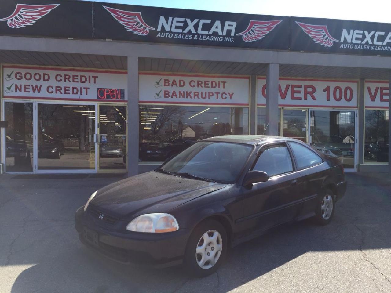 Photo of Black 1998 Honda Civic
