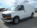 Used 2015 GMC Savana 2500 Cargo Van for sale in Stratford, ON