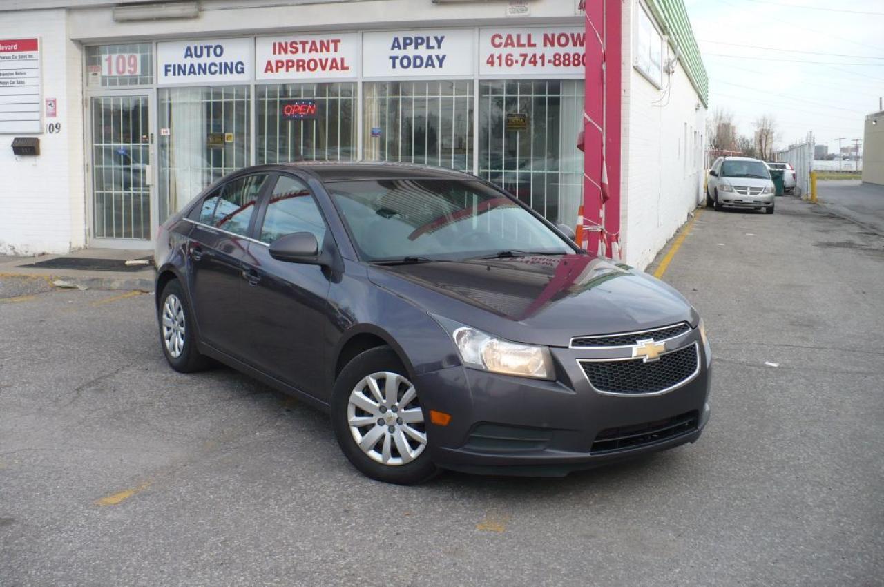 Photo of Gray 2011 Chevrolet Cruze
