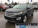 Used 2015 Ford Edge Titanium  - Low Mileage for sale in Woodstock, ON