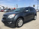 Used 2011 Chevrolet EQUINOX LT1 * AWD * BLUETOOTH * PREMIUM CLOTH SEATING * SAT RADIO SYSTEM for sale in London, ON