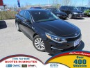 Used 2016 Kia Optima LX+ | ALLOYS | BACKUP CAM for sale in London, ON