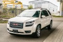 Used 2013 GMC Acadia SLT1  LANGLEY LOCATION for sale in Langley, BC