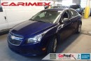 Used 2012 Chevrolet Cruze LS for sale in Waterloo, ON