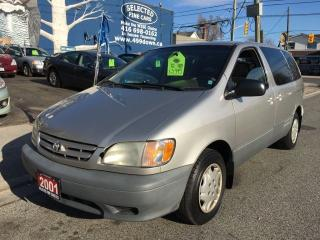 Used 2001 Toyota Sienna CE for sale in Scarborough, ON