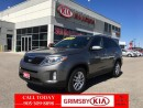 Used 2015 Kia Sorento LX BEST IN ITS CLASS ON FUEL!! for sale in Grimsby, ON