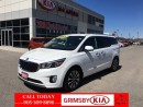 Used 2016 Kia Sedona SX+WHAT A DEAL!!!!! for sale in Grimsby, ON