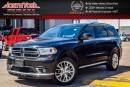 Used 2016 Dodge Durango Limited|4x4|7Seater|RearEnt.Pkg|Sunroof|Nav|RearCam|ParkAsst.|20