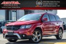 Used 2016 Dodge Journey Crossroad AWD|7-Seater|Nav|Leather|Sunroof|Backup Cam|19