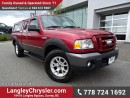 Used 2009 Ford Ranger FX4 Off-Road for sale in Surrey, BC