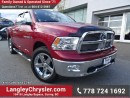 Used 2012 Dodge Ram 1500 SLT W/ 4X4, U-CONNECT BLUETOOTH & TONNEAU COVER for sale in Surrey, BC