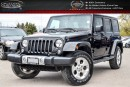 Used 2015 Jeep Wrangler Unlimited Sahara|4x4|Hard Top|Navi|Bluetooth|R-Start|Keyless Entry|18