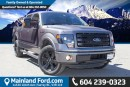 Used 2014 Ford F-150 FX4 LOCAL, ONE OWNER for sale in Surrey, BC