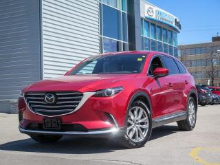 Used 2016 Mazda CX-9 GT TECH/ FREE WINTER TIRES/ NAVIGATION/ BLIND SPOT MONITORING/ RADAR CRUISE/ FORWARD WARNING/ BLIND SPOT MONITORING.... FINANCE 0% for sale in Scarborough, ON