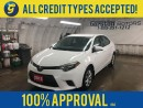 Used 2015 Toyota Corolla LE*BACK UP CAMERA*KEYLESS ENTRY*PHONE CONNECT*HEATED FRONT SEATS*CLIMATE CONTROL*POWER WINDOWS/LOCKS/HEATED MIRRORS*AM/FM/CD/AUX/USB/BLUETOOTH*TRACTION CONTROL* for sale in Cambridge, ON
