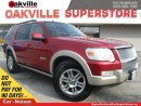 Used 2008 Ford Explorer Eddie Bauer V8 | LEATHER |  DVD | SUNROOF for sale in Oakville, ON
