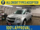 Used 2012 Chevrolet Equinox 2LT*LEATHER*BACK UP CAMERA*PHONE CONNECT*REMOTE STARTER for sale in Cambridge, ON