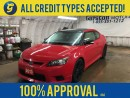 Used 2013 Scion tC KEYLESS ENTRY*POWER SUNROOF*ALLOYS*POWER WINDOWS/LOCKS/MIRRORS*TRACTION CONTROL*RS8.0 BODY KIT*OEM PIONEER TOUCH SCREN DECK*AM/FM/CD/AUX/USB/BLUETOOTH* for sale in Cambridge, ON