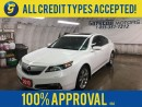 Used 2013 Acura TL ELITE*SH-AWD*LEATHER*NAVIGATION*BACK UP CAMERA*POWER SUNROOF*POWER HEATED/COOLED FRONT SEATS*PHONE CONNECT* for sale in Cambridge, ON