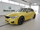 Used 2015 BMW M3 Sedan for sale in Edmonton, AB