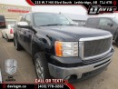 Used 2009 GMC Sierra 1500 SLE-Extended Cab, Short Box for sale in Lethbridge, AB