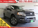 Used 2017 Ford Expedition XLT| 4X4| LEATHER| BACK UP CAMERA & SENSORS| for sale in Burlington, ON