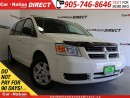 Used 2010 Dodge Grand Caravan SE| DVD| BACK UP CAMERA| TOUCH SCREEN| for sale in Burlington, ON