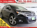 Used 2016 Toyota Venza V6| AWD| BACK UP CAMERA| TOUCH SCREEN| for sale in Burlington, ON
