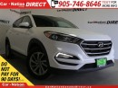 Used 2016 Hyundai Tucson Premium 2.0| AWD| TOUCH SCREEN| BACK UP CAMERA| for sale in Burlington, ON
