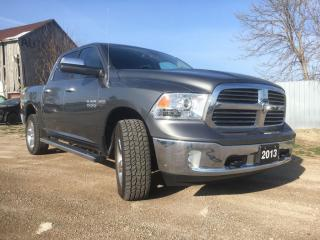 Used 2013 RAM 1500 Big Horn for sale in Lambton Shores, ON