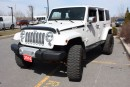Used 2014 Jeep Wrangler Sahara for sale in Cornwall, ON