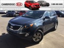 Used 2013 Kia Sportage LX KIA CERTIFIED PRE-OWNED for sale in Cambridge, ON