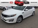 Used 2015 Kia Optima EX+ KIA CERTIFIED PRE-OWNED for sale in Cambridge, ON