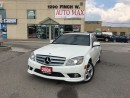 Used 2008 Mercedes-Benz C-Class 3.0L, Premium PkG, CLean Carproof for sale in North York, ON